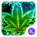Shine Green Leaf Theme & HD wallpapers