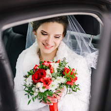 Wedding photographer Valeriya Prokhor (prokhorvaleria). Photo of 19.02.2018
