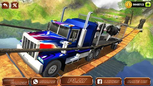 Offroad Farm Animal Truck Driving Game 2018 1.2 screenshots 6
