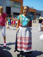 Photo: Pavlínka v kroji