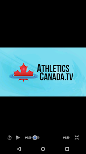 Athletics Canada- screenshot thumbnail