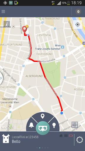 Locca – GPS Locator