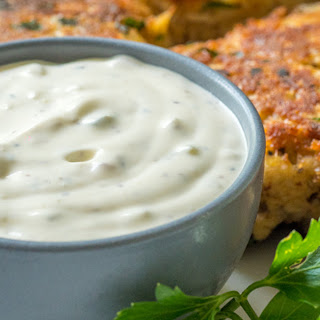 Quick & Easy Tartar Sauce.