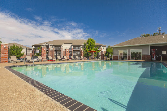 Foothills Apartments In North Little Rock Arkansas