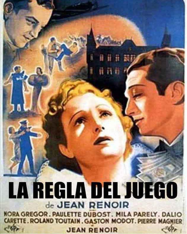 La regla del juego (1939, Jean Renoir)
