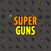 Super Guns Mod for MCPE