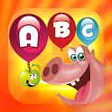 ABC all alphabets free icon