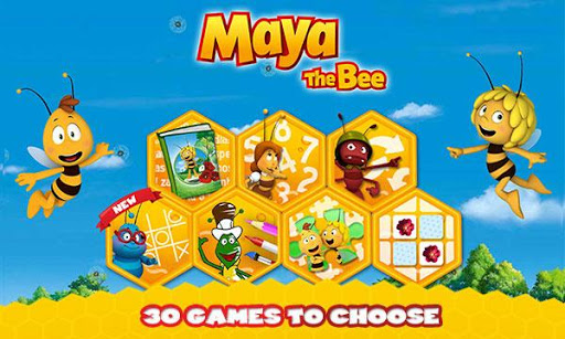 Maya the Bee: Play and Learn apkmr screenshots 17