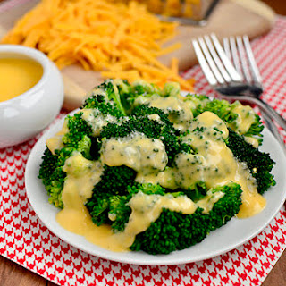 Easy Cheese Sauce With No Flour Recipes.