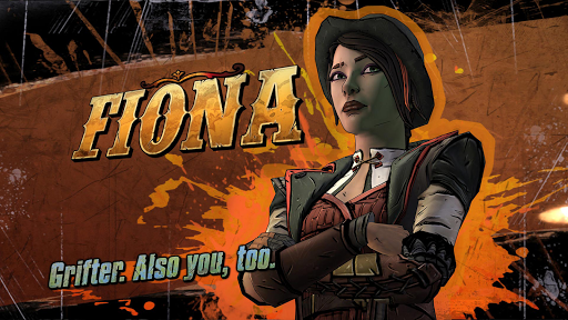 Tales from the Borderlands screenshot 11