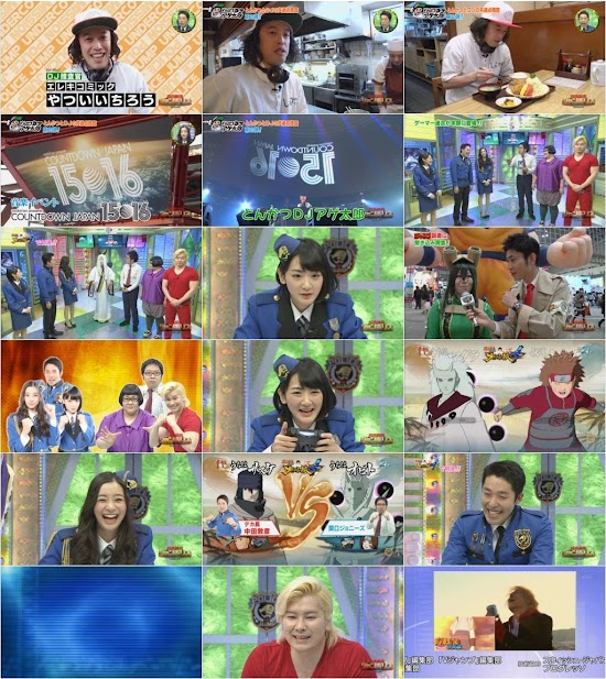 (TV-Variety)(720p) AKB48G Nogizaka46 – Some TV Show Collection 160218 160219