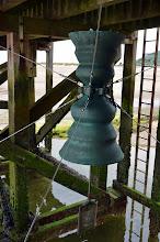 Photo: une cloche à marée