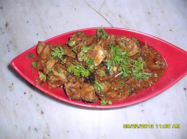 Fenugreek Chicken Recipe