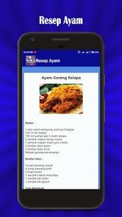 Resep Olahan Ayam - náhled