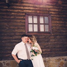 Wedding photographer Alevtina Shvidkova (Shvidkova). Photo of 09.06.2016