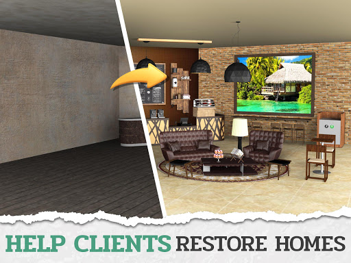 Design My Home Makeover: Words of Dream House Game modavailable screenshots 15
