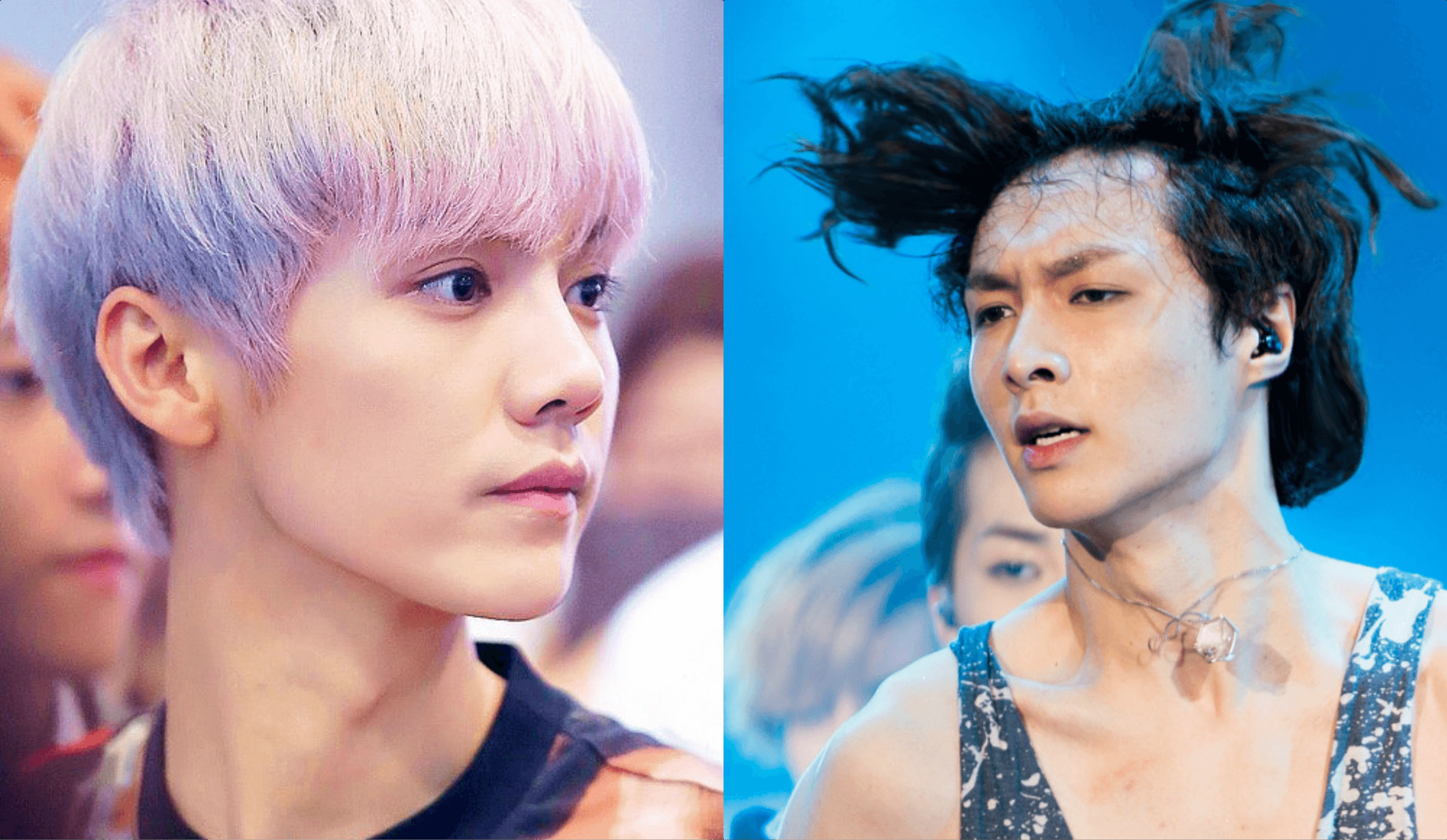 TOP Of EXOs BEST And WORST Hairstyles - Bts hairstyle 2014