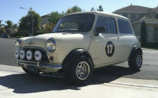 Morris MKI Mini Rent California