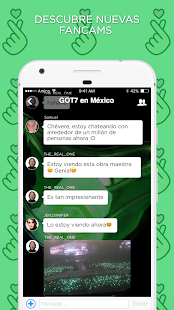 iGOT7 Flight Log Amino para GOT7 en Español - náhled