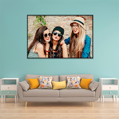 Wall Photo Frame Editor