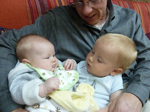 Photo: Cousins Abigail and Paul enjoyed getting to know each other on this trip.