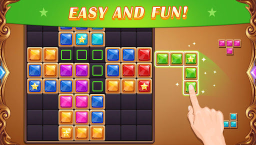 Block Puzzle: Diamond Star Blast 1.5 screenshots 3