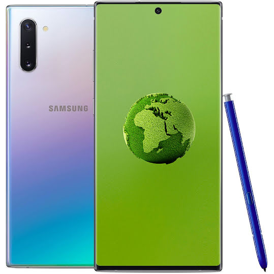 Samsung Galaxy Note 10+ 265GB Glow
