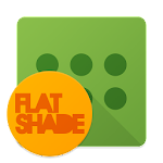 Flatshade beta icon pack v1.4.9