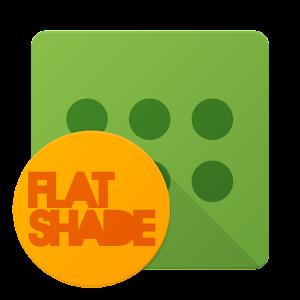 Flatshade beta icon pack