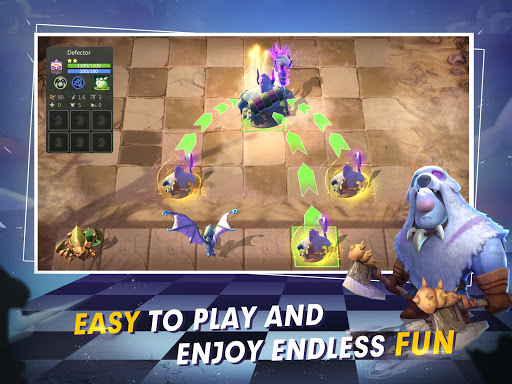 Auto Chess 0.2.0 APK MOD screenshots 2