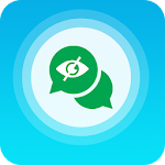 Unseen chat, No Last Seen and unseen WhatsApp icon