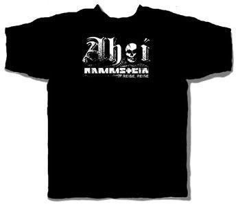 T-Shirt - Ahoi