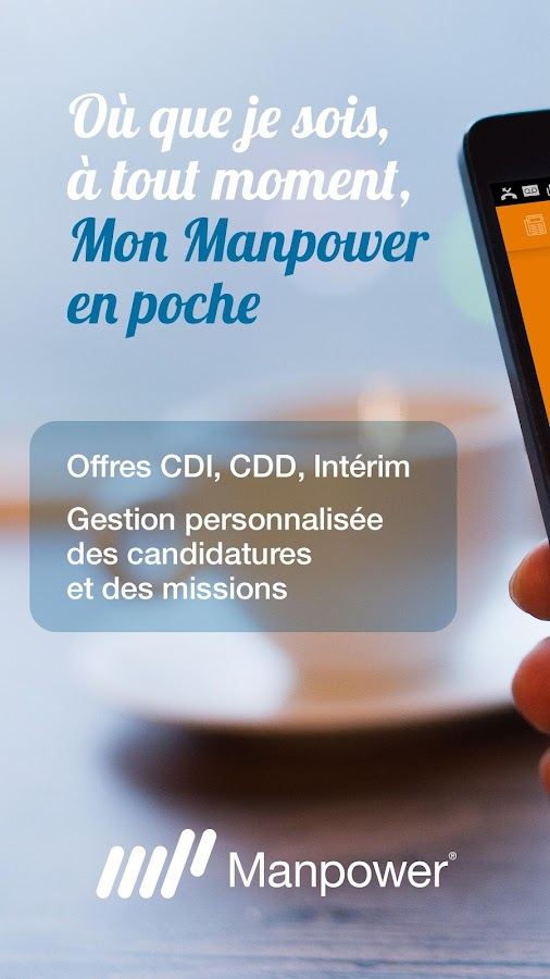 Mon Manpower- screenshot