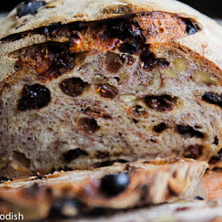 No Knead Harvest Bread.