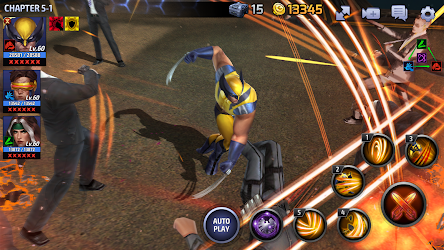 MARVEL Future Fight 3.3.0 (Unlimited Gold/Crystal/Energy) Mod Apk 5