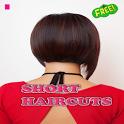 Short Haircuts icon