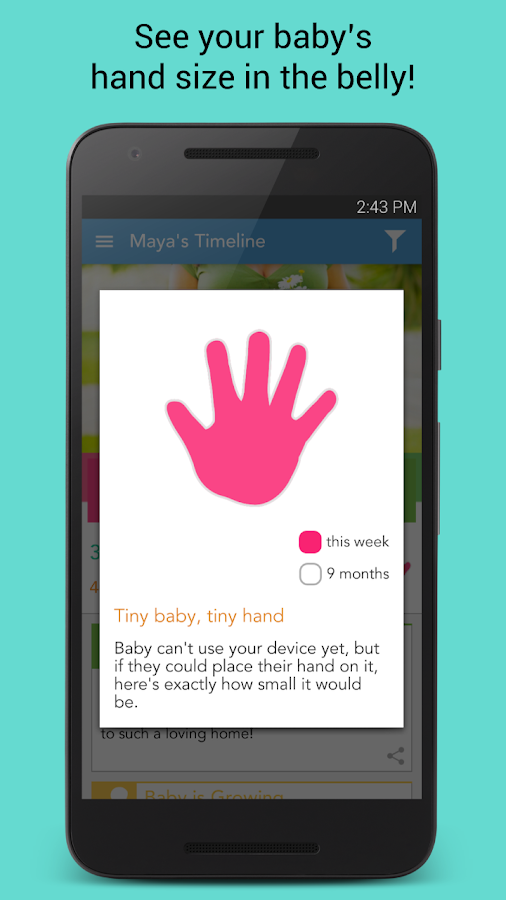Ovia Pregnancy Amp Baby Tracker Android Apps On Google Play