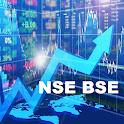 India NSE Stock Shares Market BSE Sensex Nifty icon
