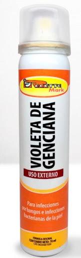 Violeta Genciana Spray