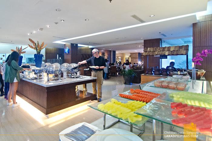 Royal Ambarrukmo Hotel Yogyakarta Restaurant