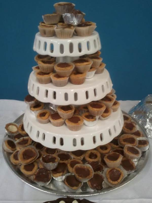 Rose's Easy Double Peanut Butter Cookie Cups