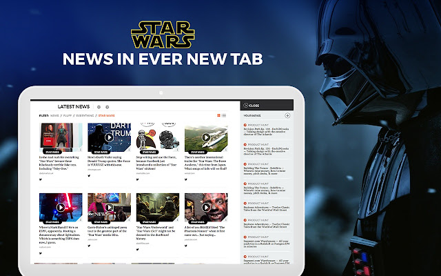 Star Wars News Will Be With You… Always…