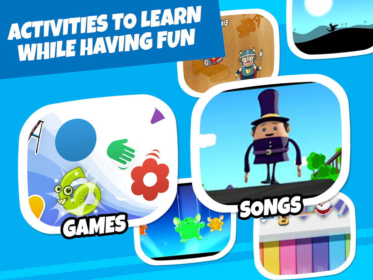 Badabim Coloring Games Kids- screenshot