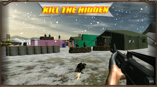 突擊隊戰士動作3D|玩動作App免費|玩APPs