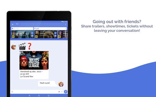 Mood Messenger - SMS & MMS screenshot 12