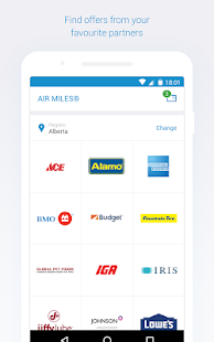 AIR MILES® Reward Program - náhled