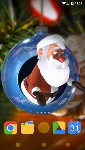 サンタクロースクリスマスライブWP