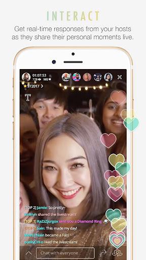 BeLive - Live Video Streaming 1.6.1 screenshots 2