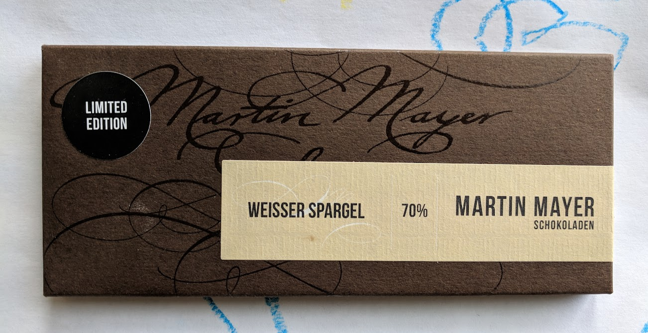 70% Weisser Spargel Mayer Bar