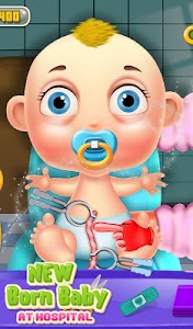 New Born Baby At Hospital v1.0.1